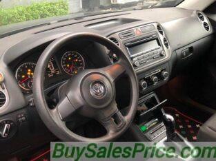 2010 Volkswagen Tiguan for sale