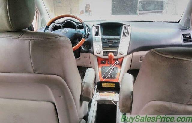 Lexus RX 350, 2007 model for sale