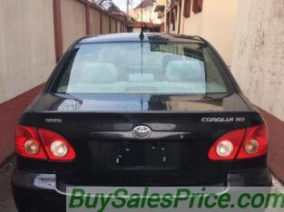 2007 Toyota Corolla CE for Sale