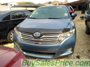 2010 Direct Tokunbo Toyota Venza for Sale