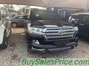 SUV Armored Toyota Land Cruiser