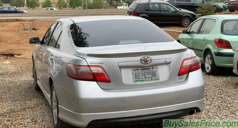 2008 Toyota Camry Muscle Sport