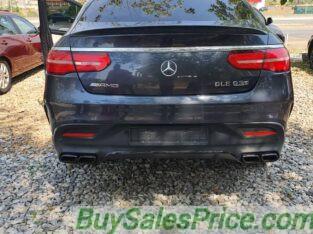 2019 Mercedes-benz GLE 635 AMG