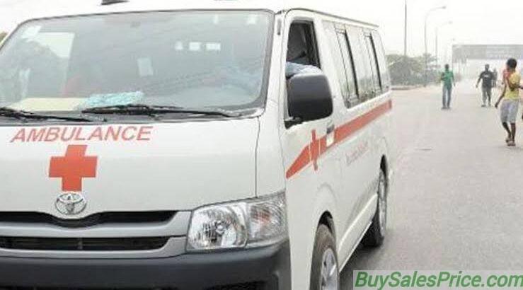 I need Ambulance 2019 direct Tokunbo in Abuja