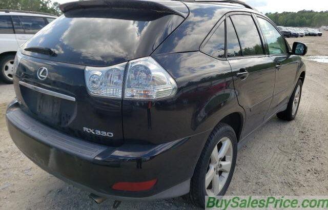 CLEAN LEXUS RX-330 2004 FOR SALE