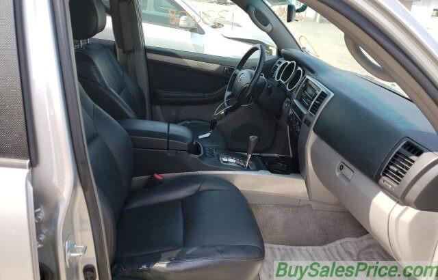 Toyota 4 Runner for sale
